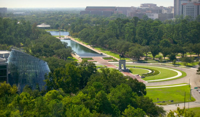 Hermann Park Conservancy - Gateway to the Park with Charles Tapley