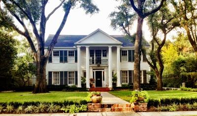 River Oaks - Brentwood Residence - Landscape Design
